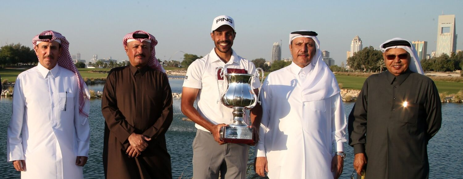 Ali Al Shahrani - Winner 35th Qatar Open