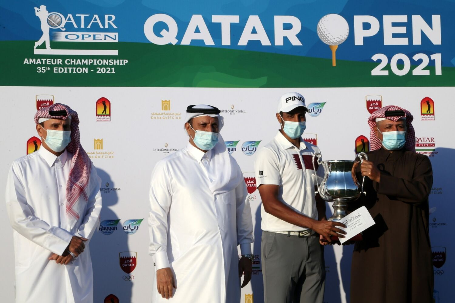 Al Shahrani becomes second Qatari to claim Qatar Open in 35 years