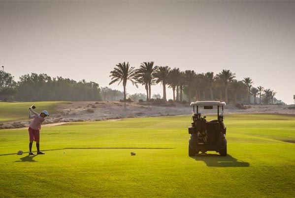 Doha Golf Club